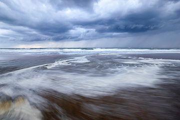 Wilde Noordzee sur Elroy Spelbos