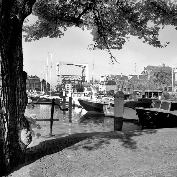 Haven Dordrecht van Dordrecht van Vroeger
