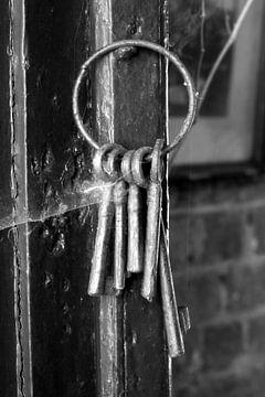 vergeten sleutels von Jean Jacobs