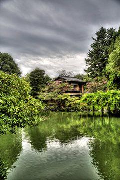 Japanse Tuin van Sander van Geest