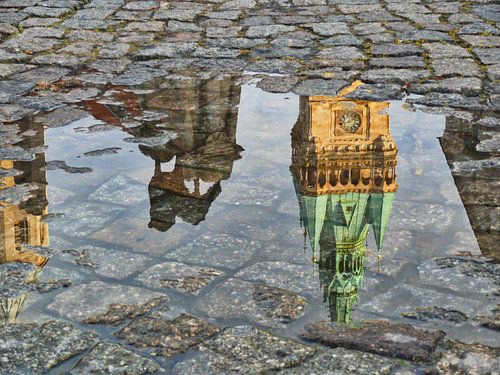 After the rain ... van Barbara Hilmer-Schroeer
