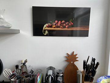 Kundenfoto: Stilleben Pflaumen von Monique van Velzen