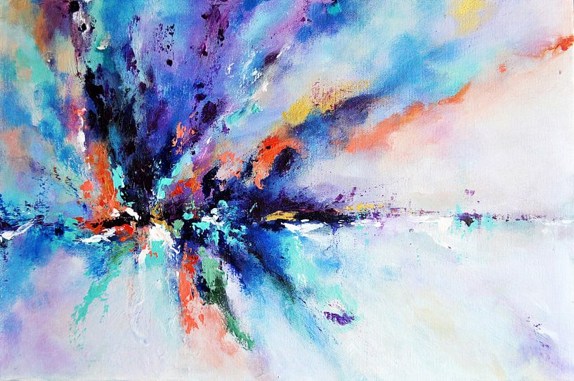 Rainbow Reflection von Maria Kitano
