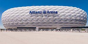 Allianz Arena, München van