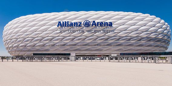 Allianz Arena, München van John Verbruggen