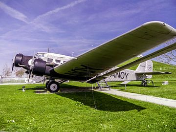 D - Munich : Ju - 52 van