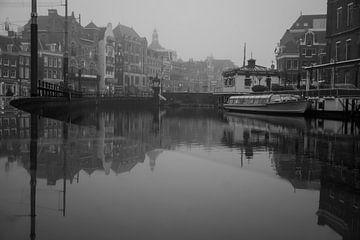 Amsterdam in zwart wit! van Ronald van Kooten