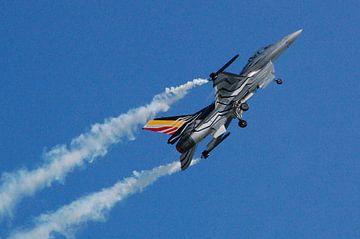 F16 sur Rob de Jong