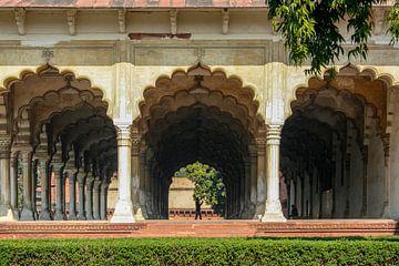 Rotes Fort (Agra) von Martijn Mureau