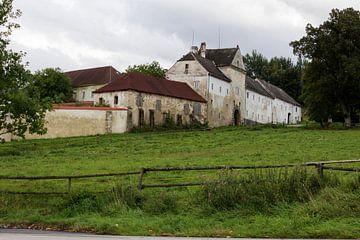 Klooster in Tsjechië. von Rijk van de Kaa