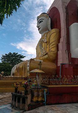 Bago Township: Kyaikpun pagode van Maarten Verhees