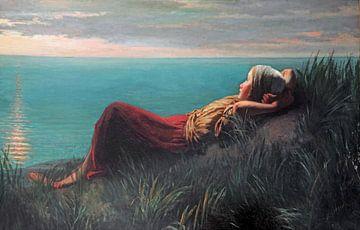 Träumen, Jozef Israëls