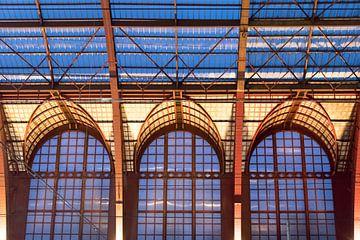 Treinhal Antwerpen-Centraal von Sophie Wils