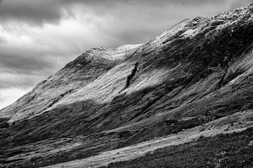 Die schottischen Highlands in fünfzig Grautönen von Studio de Waay