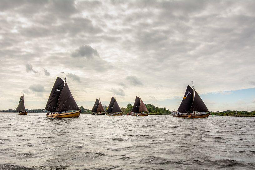 De botters van de Zuidwal van Inge Jansen