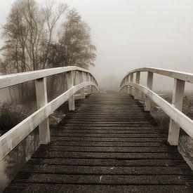 de brug van Yvonne Blokland