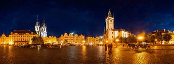 Praag, Staromestské námestí von Sjoerd Mouissie