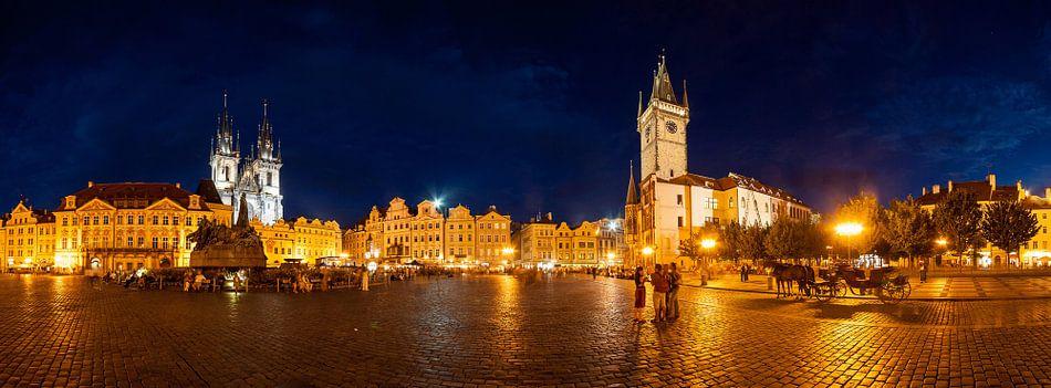 Praag, Staromestské námestí van Sjoerd Mouissie