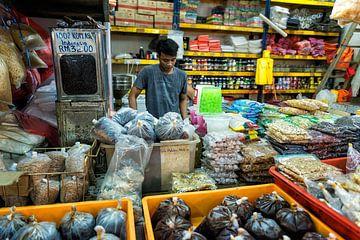 Asiatischer Markt. von Andre Kivits