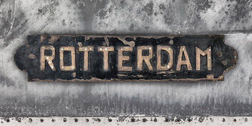 Oud Rotterdam van Martin Bergsma