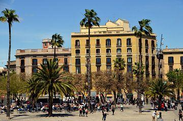 Barcelona van Greetje Dijkstra