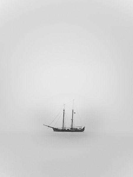The silence of the water von Oscar van Crimpen