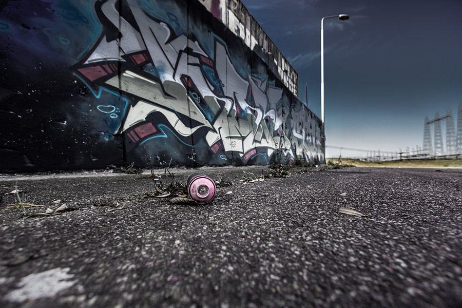 Graffiti 2 van denk web