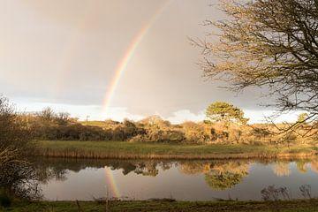 Regenbogen im Vierfachen von As Janson