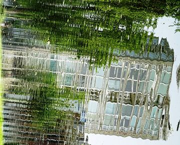 Urban Reflections 124 van MoArt (Maurice Heuts)