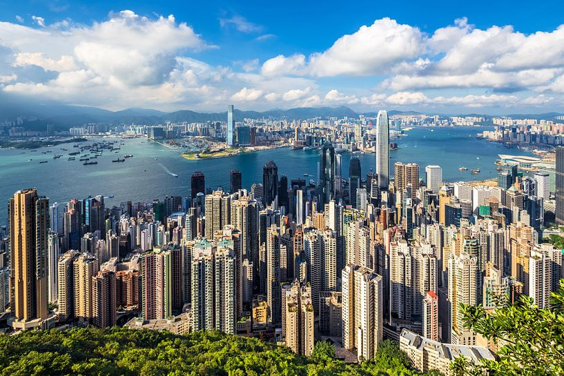 HONG KONG 01 van Tom Uhlenberg
