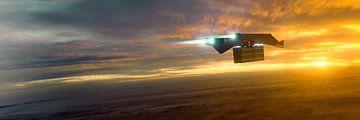 Science Fiction Transporter von Markus Gann