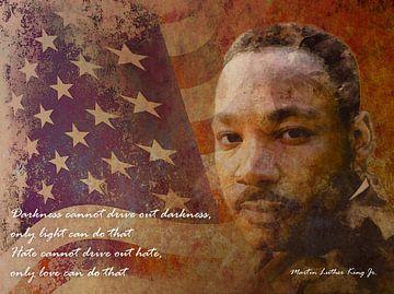 Martin Luther King van Henk Bouckaert