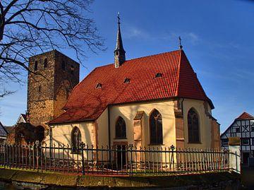 oude kerk van Edgar Schermaul