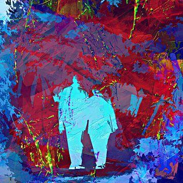 Walking away van PictureWork - Digital artist