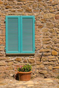 Das blaue Fenster von Denis Feiner