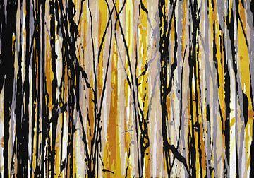 Abstracte samenstelling 769 van Angel Estevez