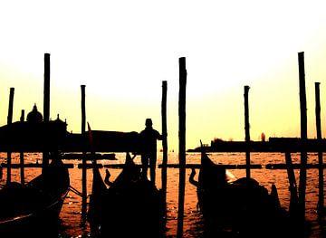 Venetiaanse gondels van noeky1980 photography