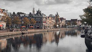 Haarlem: herfst in Haarlem