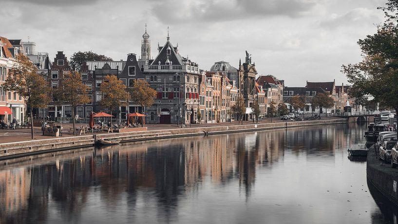 Haarlem: herfst in Haarlem van Olaf Kramer
