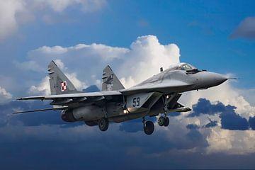 Mikojan-Goerevitsj MiG-29 #2 van Gert Hilbink