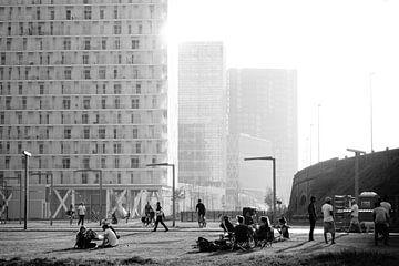 Parkeisenbahn Nord - Antwerpen von Maurice Weststrate