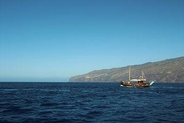 Sommer-Schiff von Marije Zwart