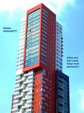 Small Talk - Hoezo HateMail! van MoArt (Maurice Heuts)