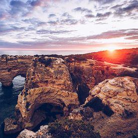 Algarve – Praia da Marinha von Alexander Voss