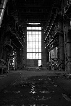 Kerk of fabriek? von Roel van Mil