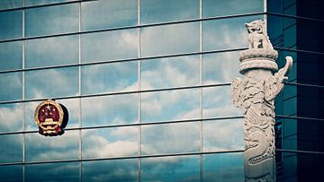 Berlin – Chinesische Botschaft sur Alexander Voss