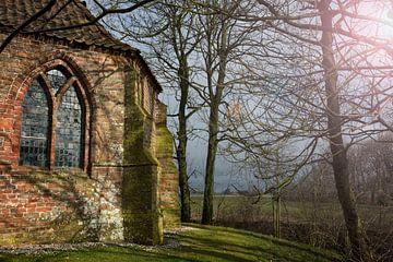 Kirche Fransum von Bo Scheeringa