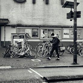 Straatfotografie in Utrecht. Detail City bioscoop in Utrecht.  (Utrecht2019@40mm nr 4) van De Utrechtse Grachten
