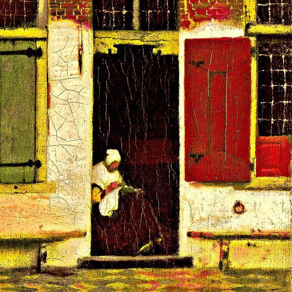 Het Straatje - De Voordeur van Theo van der Genugten