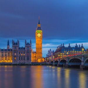 Big Ben en Palace of Westminster (Londen) - 5